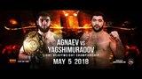 ACB 86: Agnaev vs. Yagshimuradov