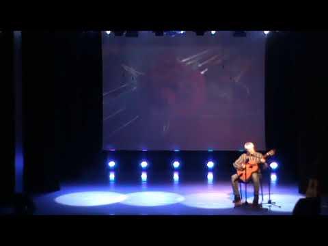 Николай Любомудров в программе «Апрельская прогулка (с гитарой)»