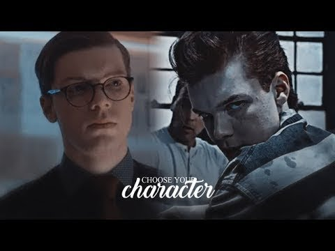 Choose your character Jerome vs Jeremiah Valeska Check Description