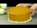 Бананово - шоколадный торт мусс.