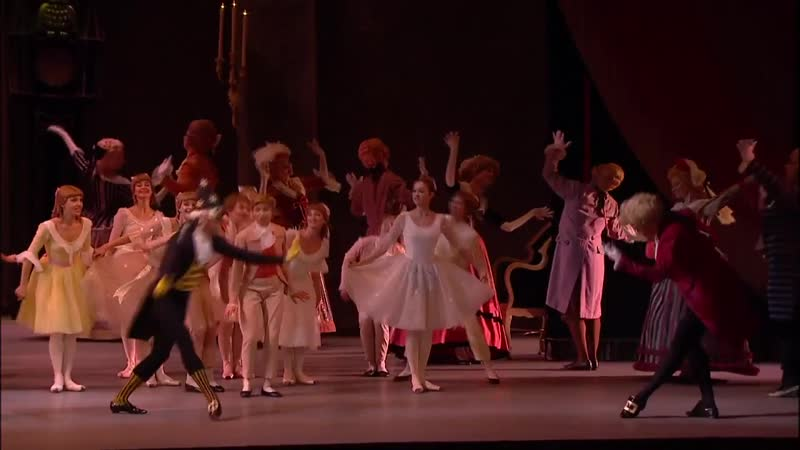 Балет Щелкунчик в Большом театре 21.12.2014 года