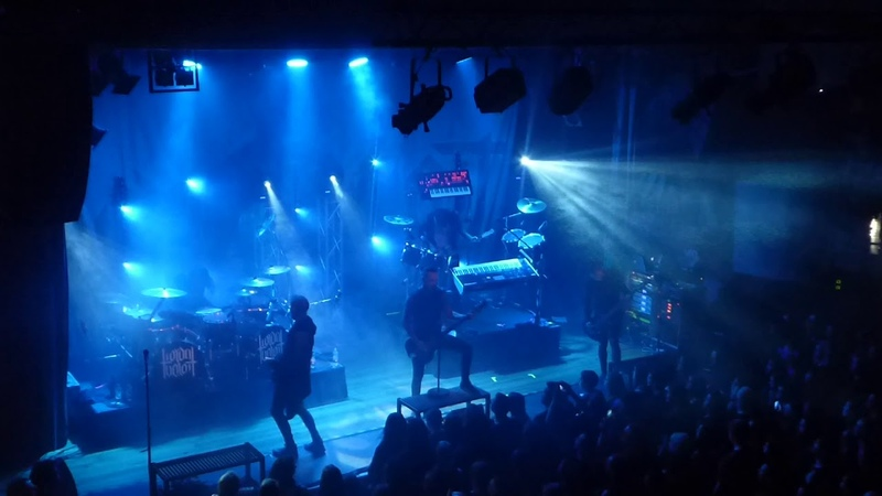 LORD OF THE LOST - IT'S A SIN live in Zwickau 22.03.2019 | Pet Shop Boys Cover |