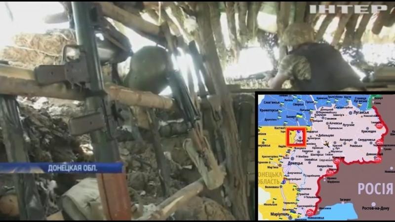Фронт-Донбас: Горлівка [24.06.2018]