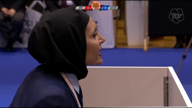 Нежин Алтуни Иран Анника Сайлид Норвегия