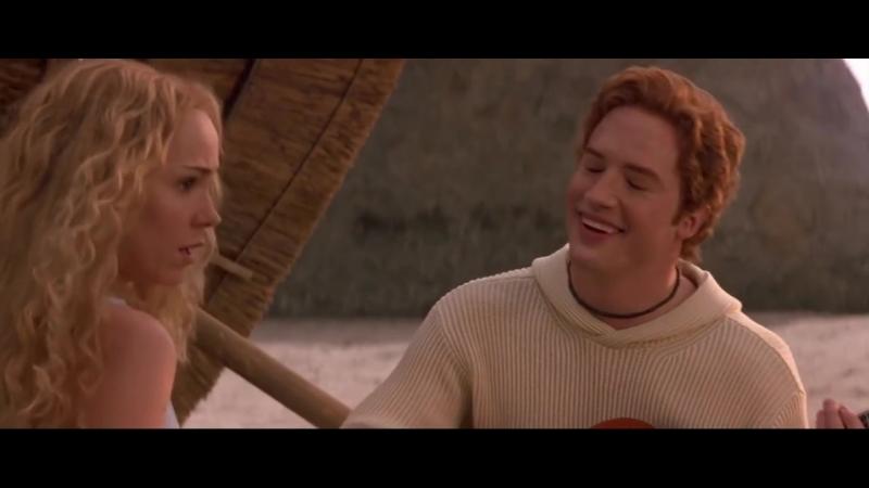 фрагмент фильма Ослепленный желаниями Сцена с закатом