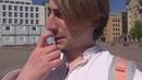 Финляндия страна БОМЖЕЙ Наехал на полицейских и покатался на халяву на трамвае