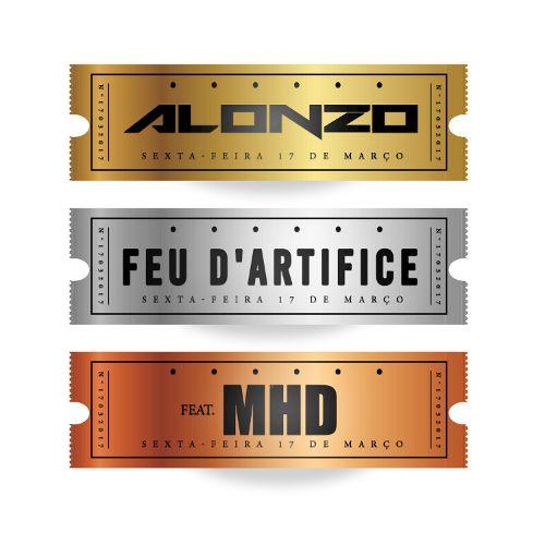 Alonzo альбом Feu d'artifice