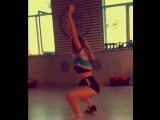 Студия Танца Bad Gyals ученица Ляшенко Софья Нижний Тагил .Dancehall