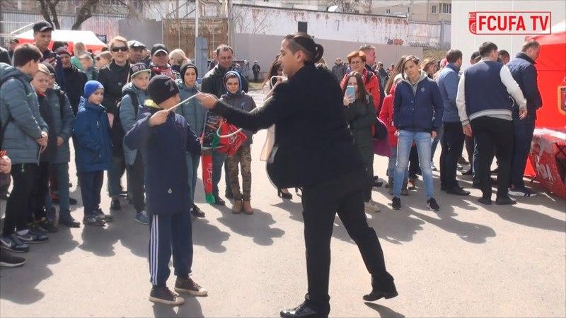 FanTime «Уфа» – «СКА-Хабаровск»