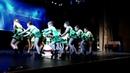 Танцевальный квартал. Новосибирск. (28) FLEXX show corporation 13.10.2018