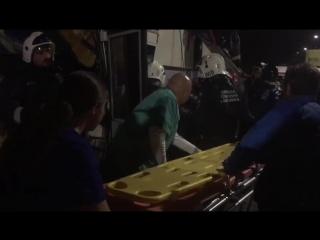 Авария савтобусами под Воронежем