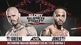 Casey Greene VS Troy Jones - GLORY 58 Chicago