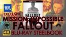 Mission Impossibe - Fallout (2018) 4K Ultra HD Blu-ray Steelbook Unboxing | Best Buy (4K Video)