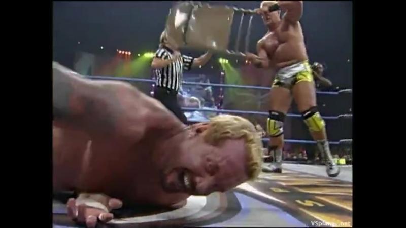 |WM| Джефф Джарретт против ДДП - WCW Spring Stampede 2000
