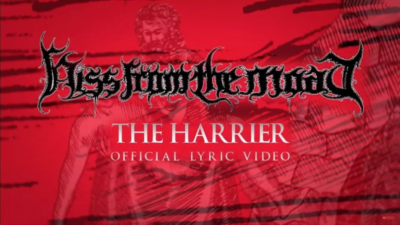 HISS FROM THE MOAT - The Harrier (OFFICIAL LYRIC VIDEO)