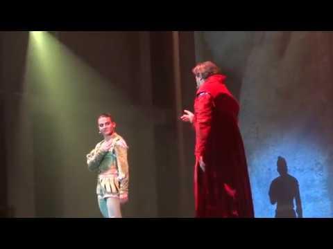La domanda di matrimonio. Romeo e Giullietta. 19102018