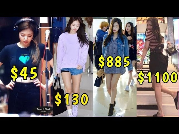 Heres How Much It Costs To Look Like Blackpink Jennie (Everyday Style Edition)