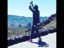 Девочка танцует в Кигуруми
