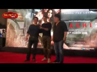 Акшай Кумар на специальном показе Baaghi 2