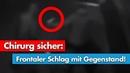 Arzt zu Magnitz-Überfall: ❝Klar ein Schlag von vorn!❞