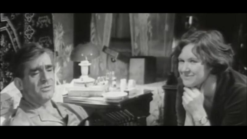 Муз. фрагмент из к/ф Петра Тодоровского «Городской романс» 1970 г.. (Ред. 2018 г.)