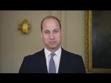Обращение Уильяма к победителям церемонии London Ambulance Awards