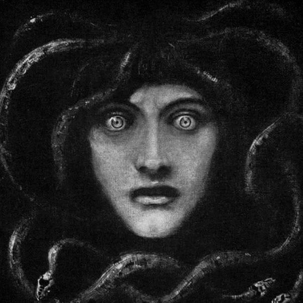 История одного шедевра. «Голова Медузы», Франц фон Штук