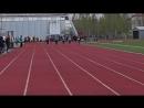 Открытое первенство города по легкой атлетике 19.05.2018г. (100м девушки 2003-2006-забег)