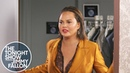 Chrissy Teigen Clears Up How to Pronounce Her Name Cold Open
