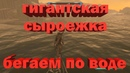 Прохождение Skyrim 016 - гигантская сыроежка, бегаем по воде