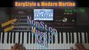 KorgStyle Modern Martina NonStopMusic №1 Korg Pa 700 ItaloDisco