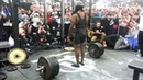 Richard Hawthorne 600 lbs x 4 reps The Cage 2015