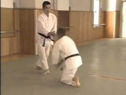 Shomen Uchi Yonkajo Osae 2