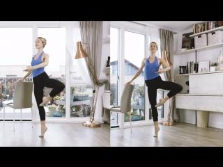 Ballet Barre - Elementary_Intermediate No Intros - Exclusive Classical Ballet Classes - Lazy Dancer Studio