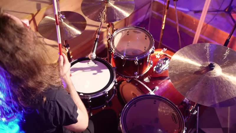 Вселенная Pink Floyd - Another Brick in the Wall (Drum Cam)