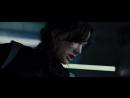 Китнисс показала свой навык - Голодные игры И вспыхнет пламя 2013 - Момент из фильма