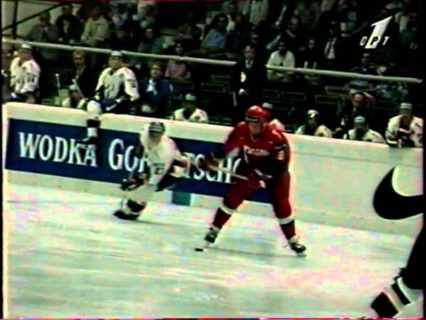 ЧМ-1996. Топ-дивизион. Россия - Словакия