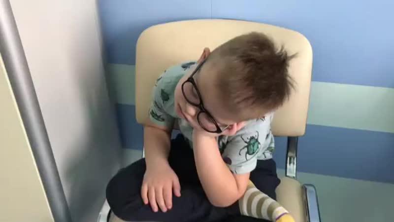 Благодаря медсестре Кате😘, мы обзавелись вайфаем! Но что-то все равно пошло не так🤦♀️