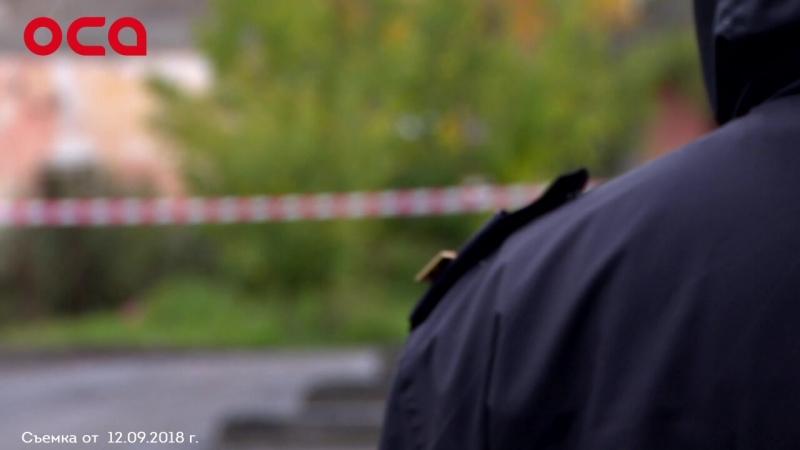 Фугас мог взорваться на Привокзальной площади