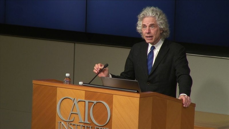 Enlightenment Now: The Case for Reason, Science, Humanism, and Progress featuring Steven Pinker