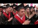 Тульские студенты запустили в небо свои конфедератки