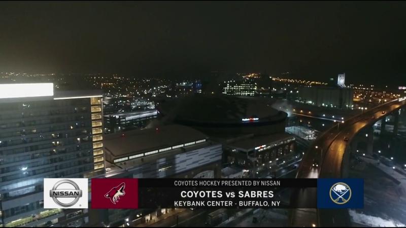 NHL 2018/03/21 RS Arizona Coyotes vs Buffalo Sabres