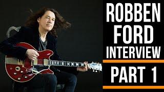 Robben Ford Interview   Guitar Interactive Magazine   Issue 34