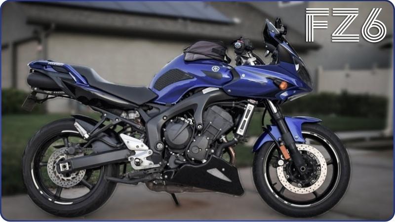 My 2007 Yamaha FZ6 (Supersport Conversion) | All Mods