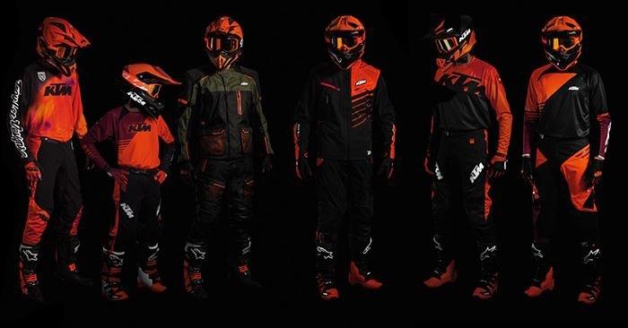 Коллекция внедорожной экипировки KTM PowerWear 2020