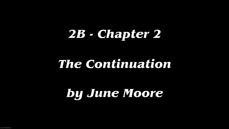 JuneMooreXXX 2B Chapter 2 - Anal Pussy DP Orgasm