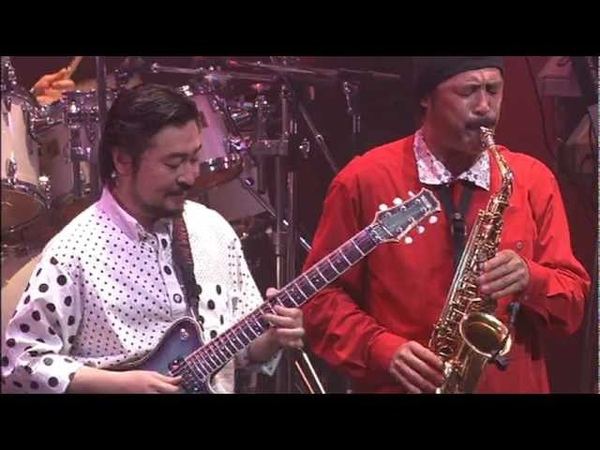 ASAYAKE -- CASIOPEA and T-SQUARE