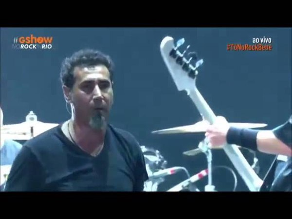 Suite-PeeAttack - System Of A Down Rock In Rio 2015 (HD)