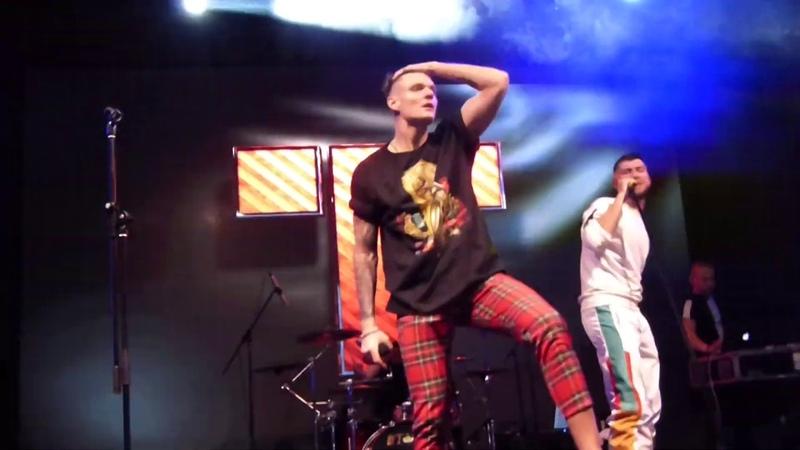 Гарри Топор и Тони Раут - Каин (X-MEN TOUR 16122018 ARBAT HALL)