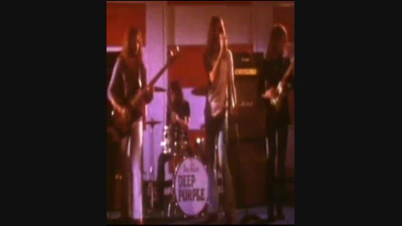 DEEP PURPLE - Black night (1970)